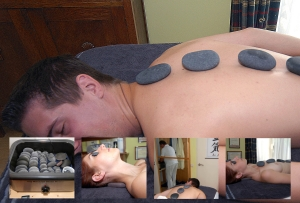 Hotstone behandeling